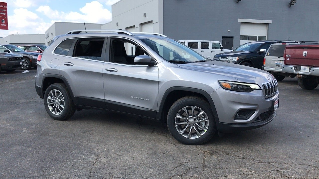 New 2019 Jeep Cherokee Latitude Plus Sport Utility In Antioch 19016 Dodge Trailer Tow Wiring Harness