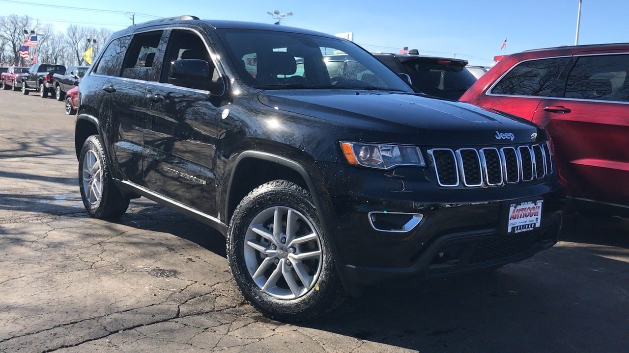 new 2018 jeep grand cherokee laredo sport utility in antioch 18457 antioch chrysler dodge. Black Bedroom Furniture Sets. Home Design Ideas
