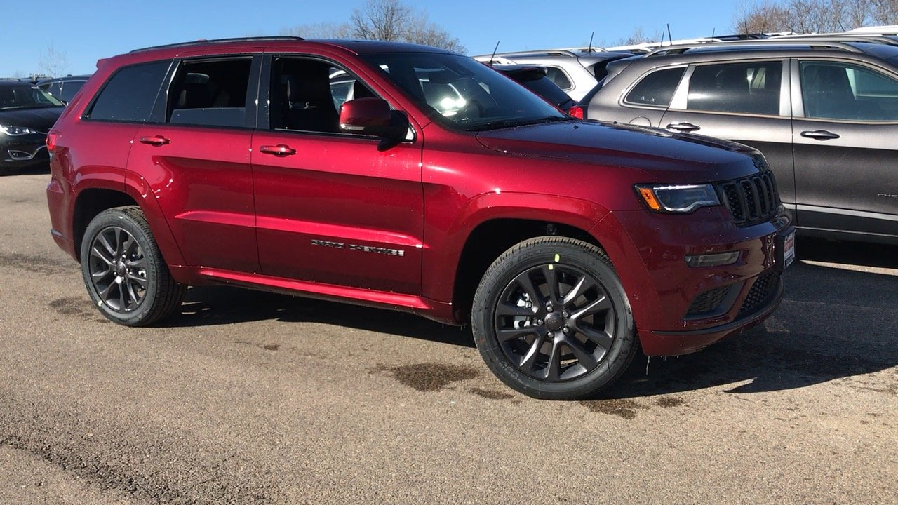 new 2018 jeep grand cherokee high altitude sport utility in antioch 18466 antioch chrysler. Black Bedroom Furniture Sets. Home Design Ideas