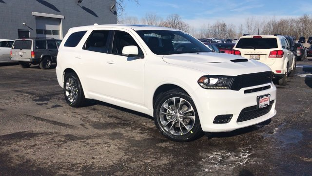 What Does Rt Stand For Dodge >> New 2019 Dodge Durango R T Awd