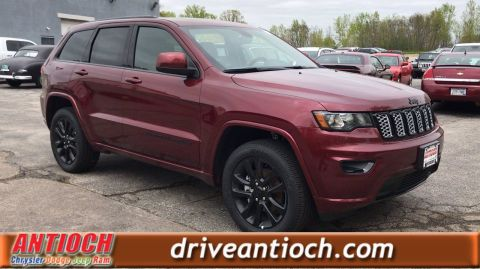 New Grand Cherokee Antioch Chrysler Dodge Jeep Ram