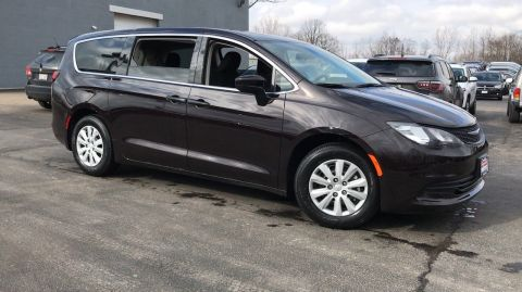NEW 2018 CHRYSLER PACIFICA L