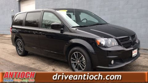 Certified Pre-Owned 2018 Dodge Grand Caravan SE